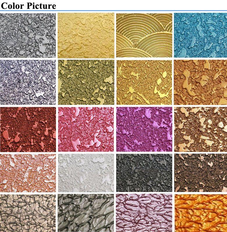 Silver Metallic Wall Paint Metallic Paint Walls Paint Color Chart Metallic Paint Colors