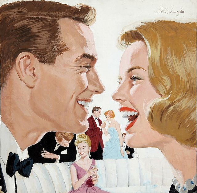 Arthur Sarnoff was an American artist. Prior to working as an illustrator, Sarnoff studied at the Industrial School and the Grand Central School of Art in New York City.