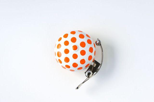 Diy Fuuvi Inspired Bike Bell Paint Bike Bicycle Painting Bicycle Bell