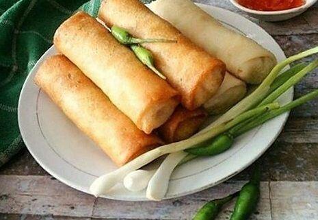 Resep Masakan Lumpia Rebung Masakan Resep Masakan Resep Masakan Indonesia