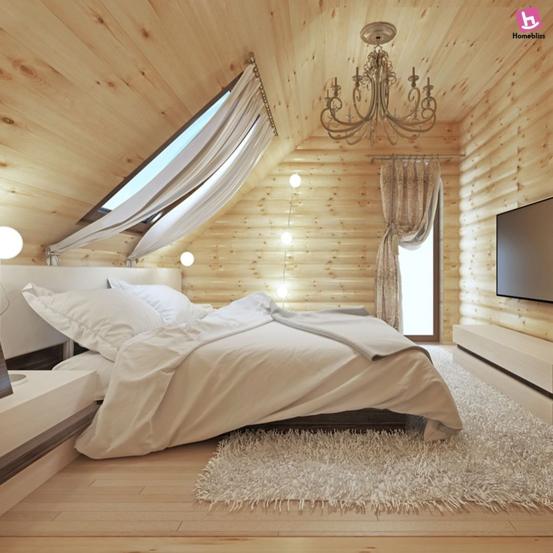 Attic turned into a haven! Instagram homeblissindia