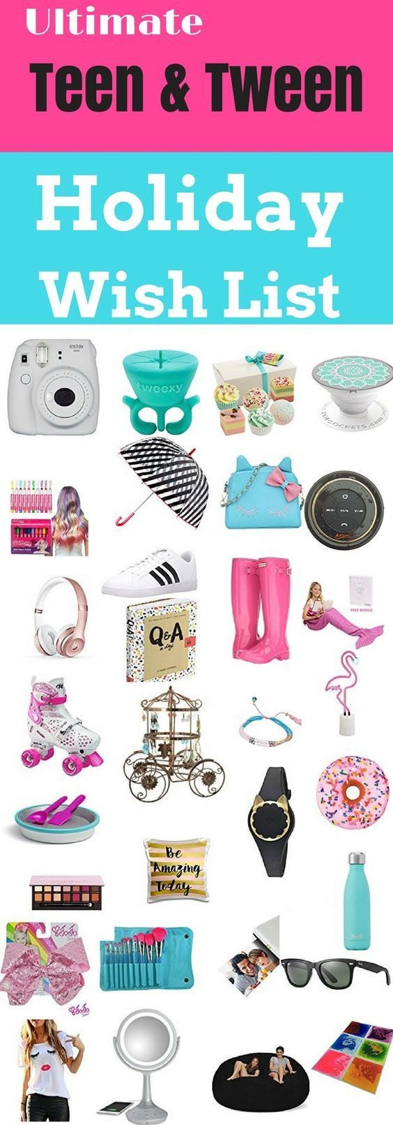 ultimate gift guide for tween teenage girls are you looking for cool unique gifts for tweens and teenage girls for christmas maybe youre looking for