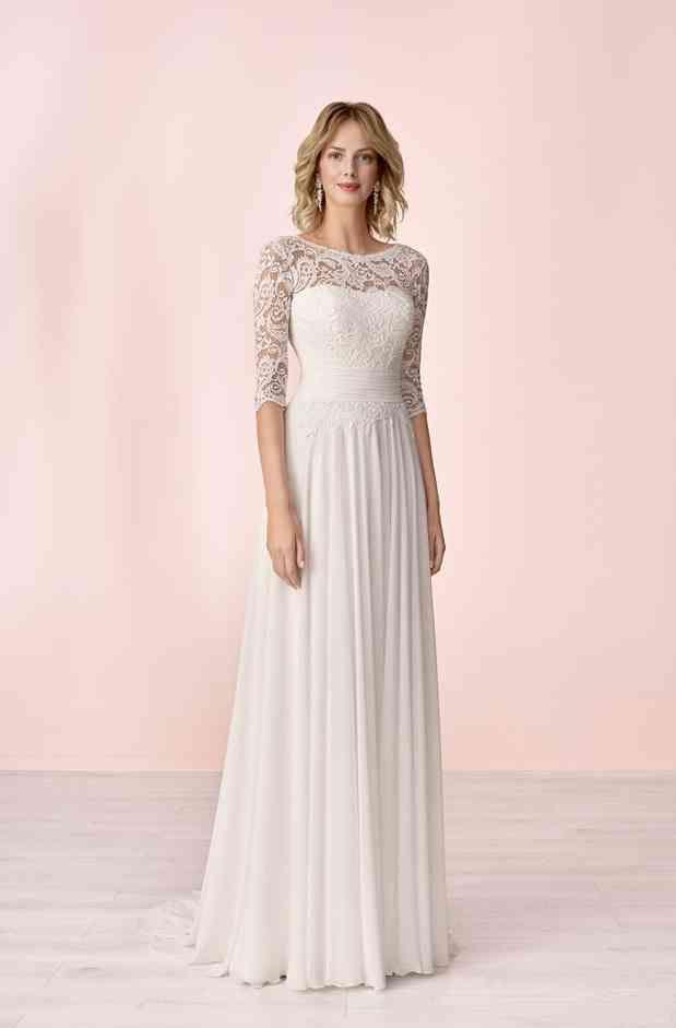 Aktuelle Brautmoden-Kollektion: Mode de Pol bei Traumkleid ...