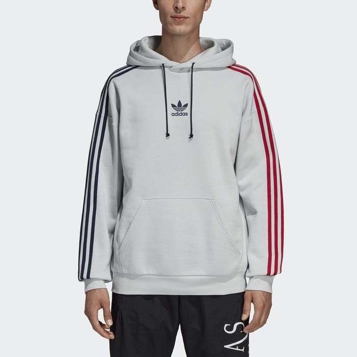 3-Stripes Hoodie | Products in 2019 | Adidas men, Mens ...