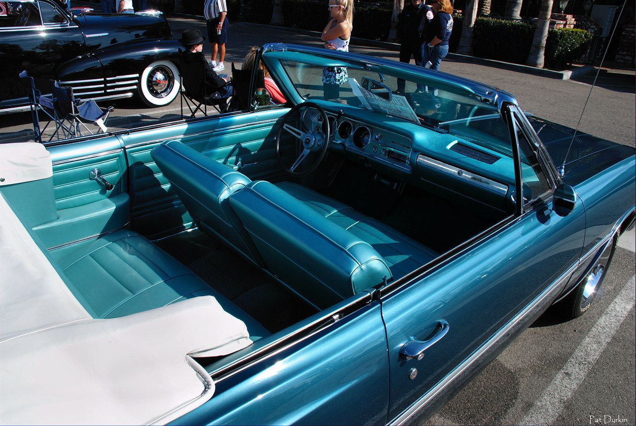 1965 Chevrolet Malibu Convertible With Top Down Tahitian Turquoise Metall Chevrolet Malibu Chevy Malibu Chevelle