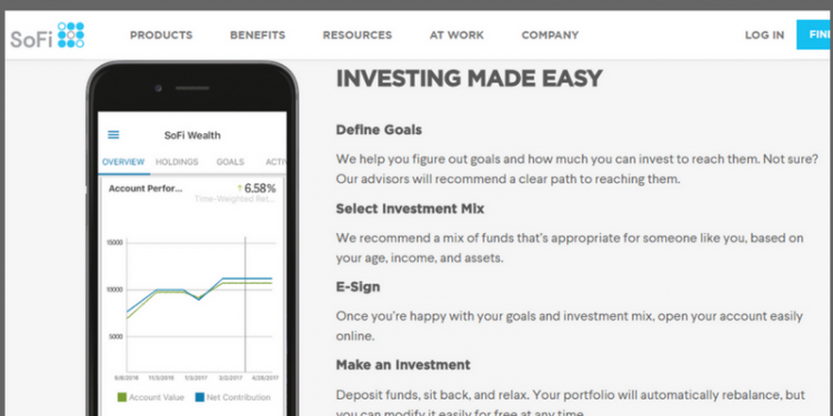 Sofi Is Conquering The Entire Financial Field Check Out Their Latest Robo Advisor Investing Robo Advisors Investing Advisor