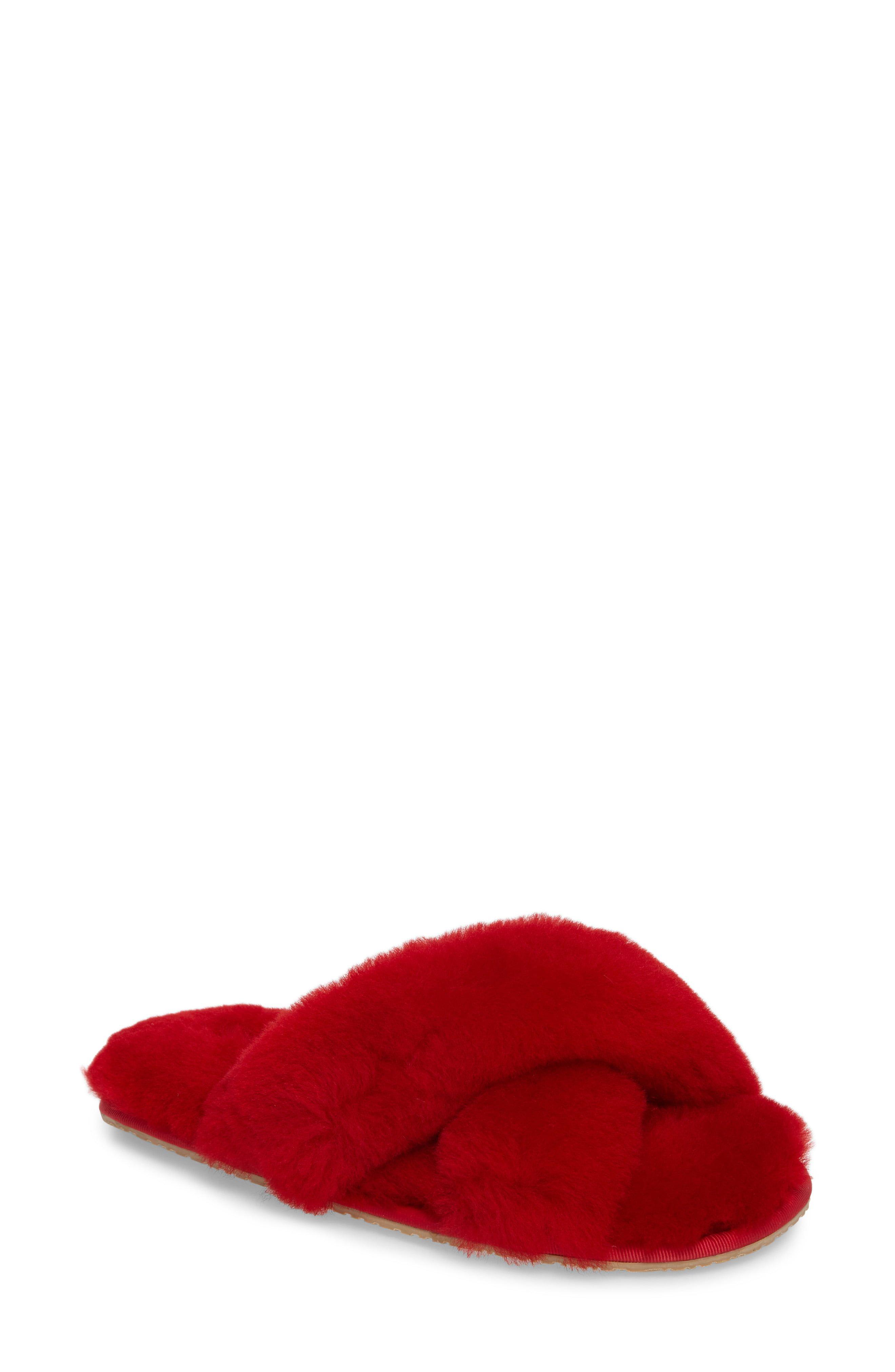 795420a3cbb Women's Patricia Green Mt. Hood Genuine Shearling Slipper, Size 6 M ...