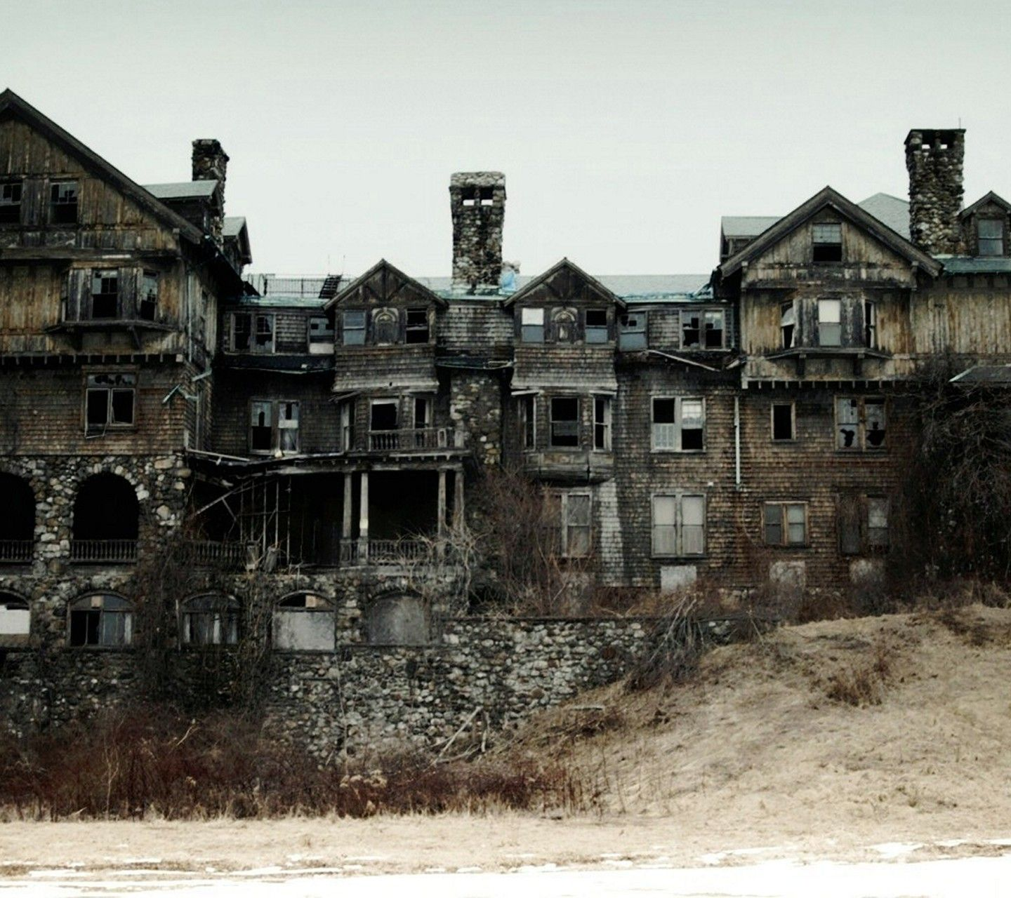 Haunted House York University: Quotes About Abandoned Old Homes