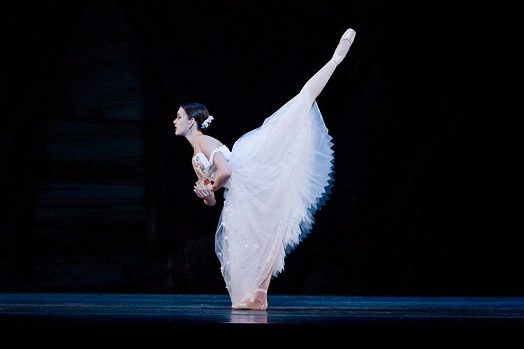 Allyssa Bross In Giselle Photo Reed Hutchinson Photo Ballet Photos Photo Galleries
