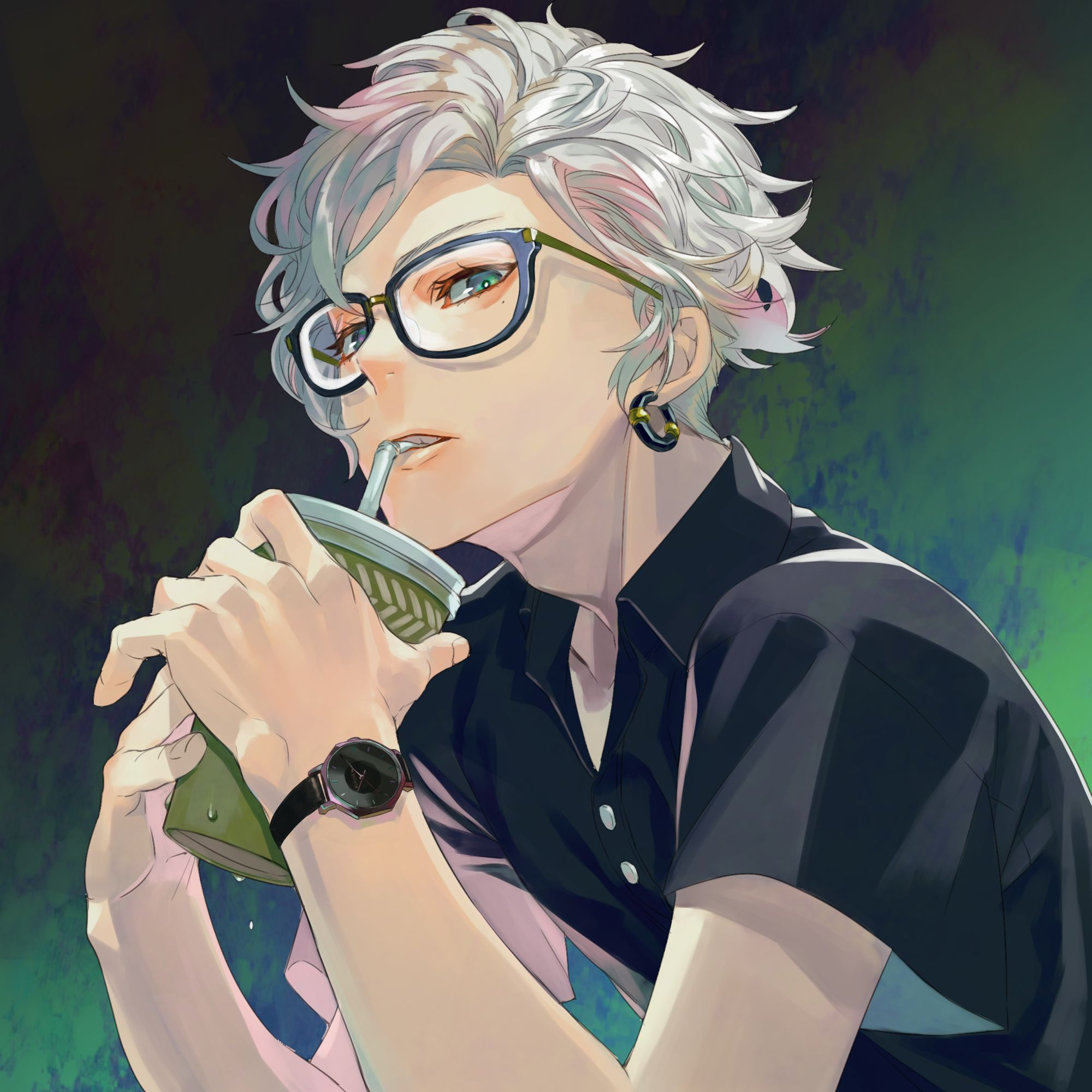 Pin by Zahraa on Cool Cute anime guys, Handsome anime