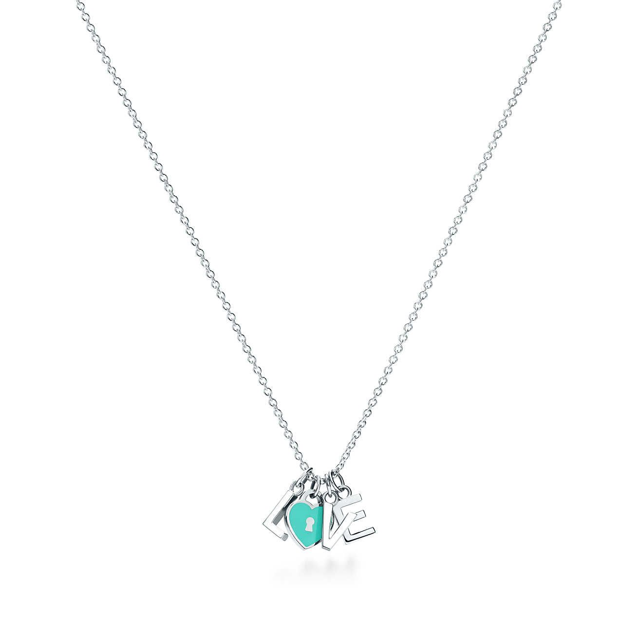 8a63fc29c Tiffany Charms:Love Notes