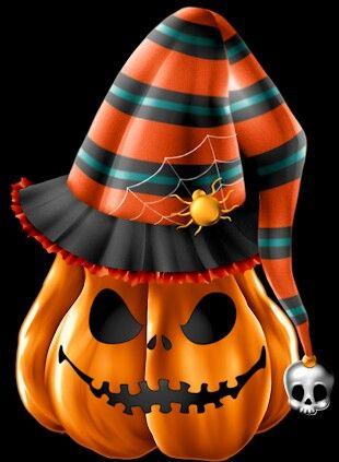 Pin de Michelle Karr en Halloween Scraps | Proyectos