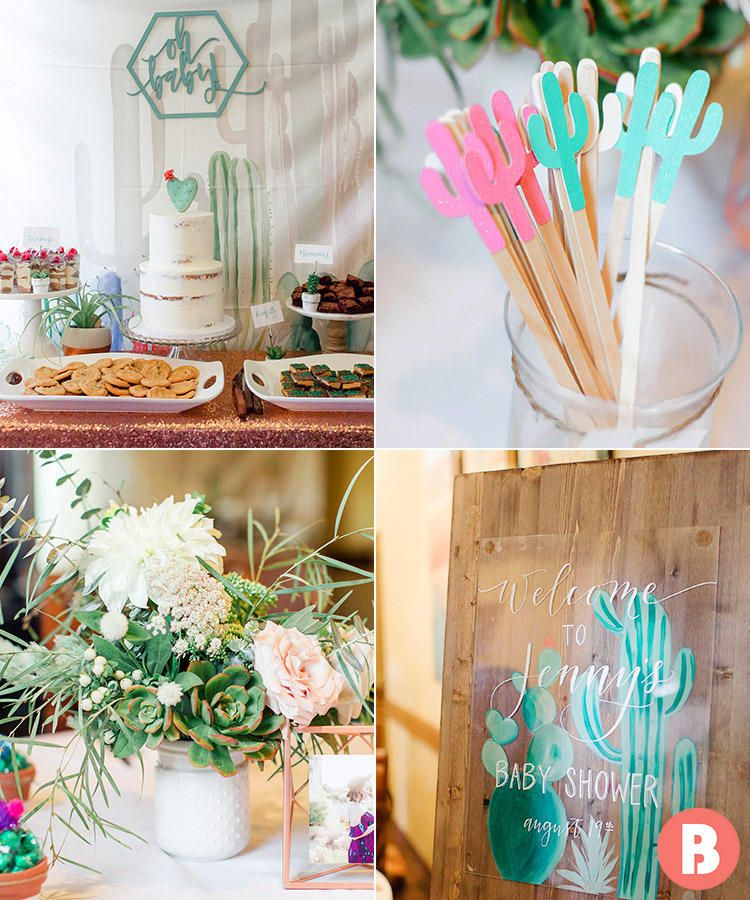 11 Spring Baby Shower Themes to Make the Day Unique Baby