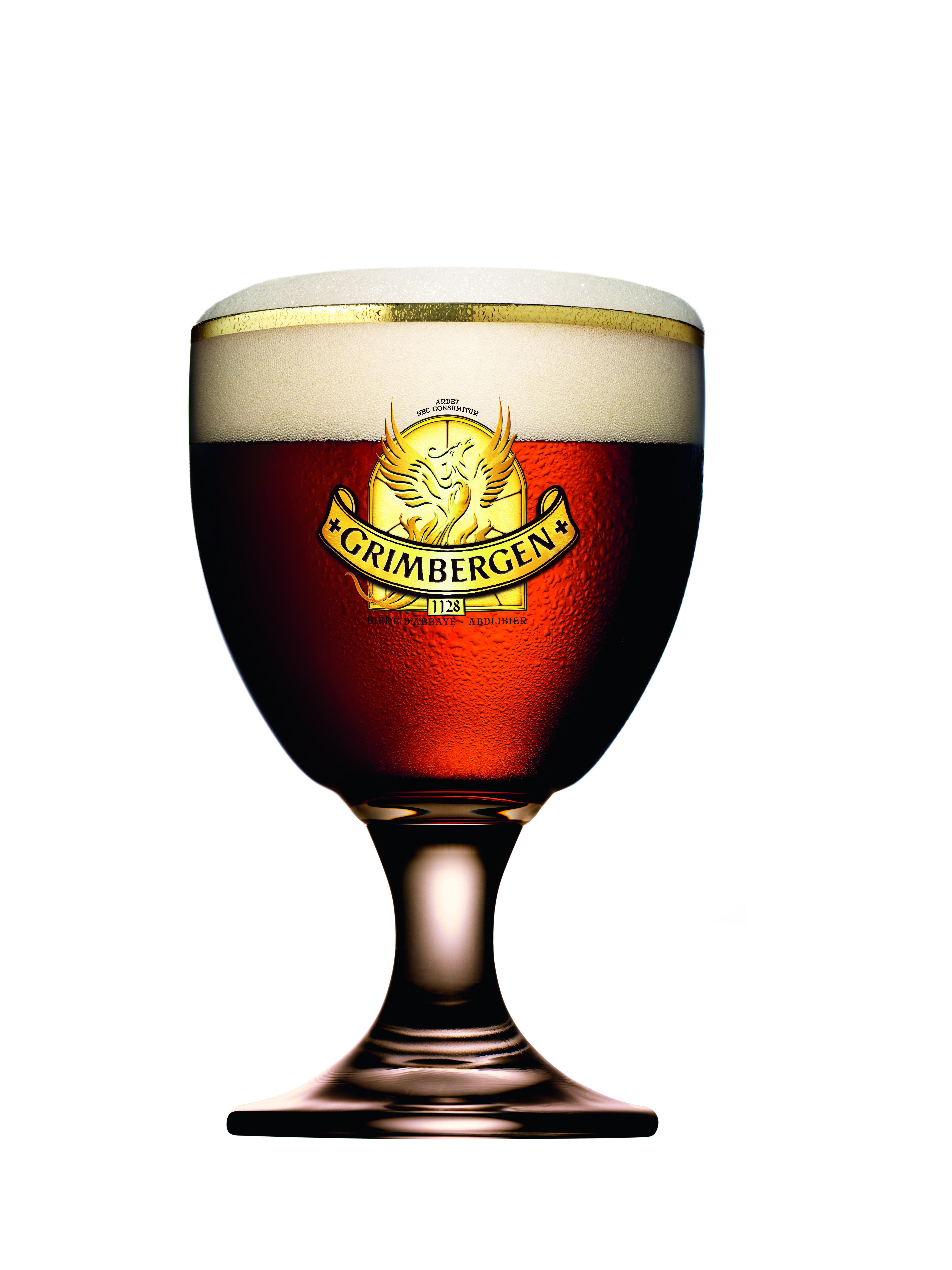 Grimbergen Belgian Beer Glasses Belgian Beer Beer Facts