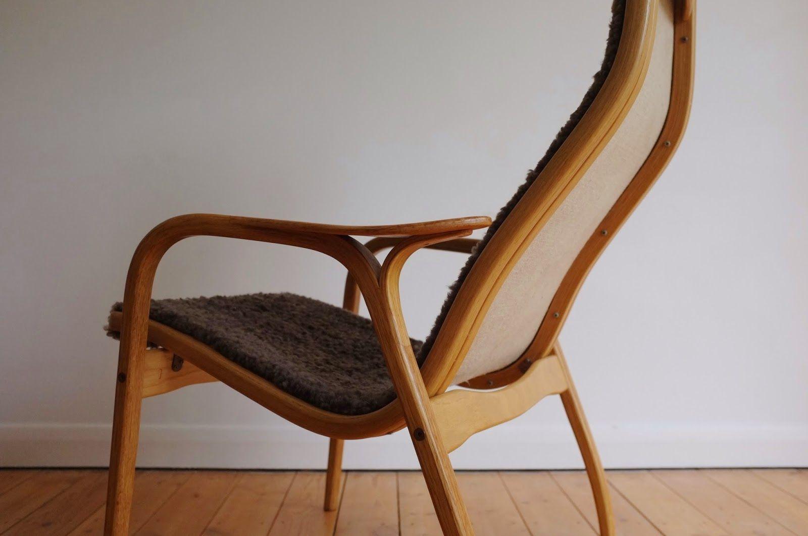 Laminou chair designed by Yngve Ekstrom for Swedese Mobler Sweden