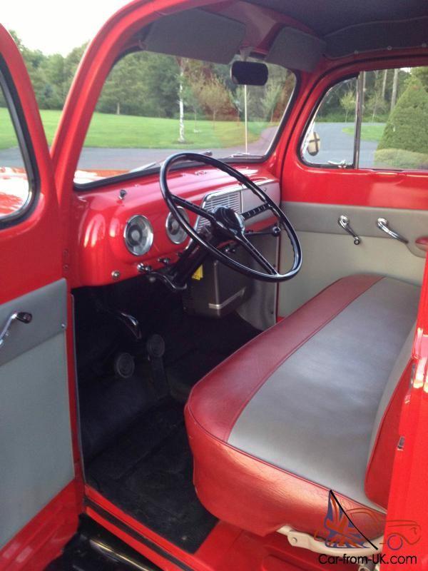 1952 Ford Pickup Truck 1952 Ford Truck Classic Trucks Ford