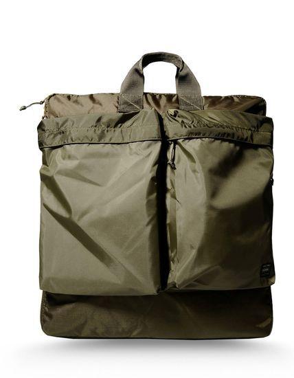 Flight Helmet Bag. Porter Bag 516ee690992d2