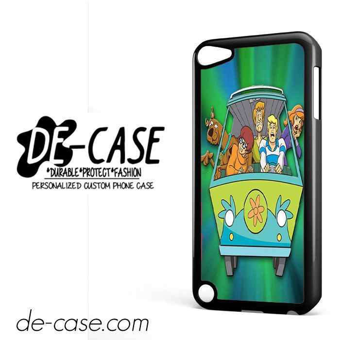 Scooby Doo Be Doo DEAL-9427 Apple Phonecase Cover For Ipod Touch 5
