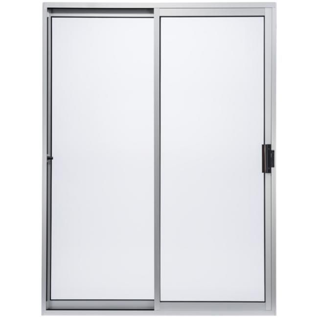 Attractive, Low Profile, Aluminum Sliding Glass Door   Highly Rated And Fit  Aesthetic
