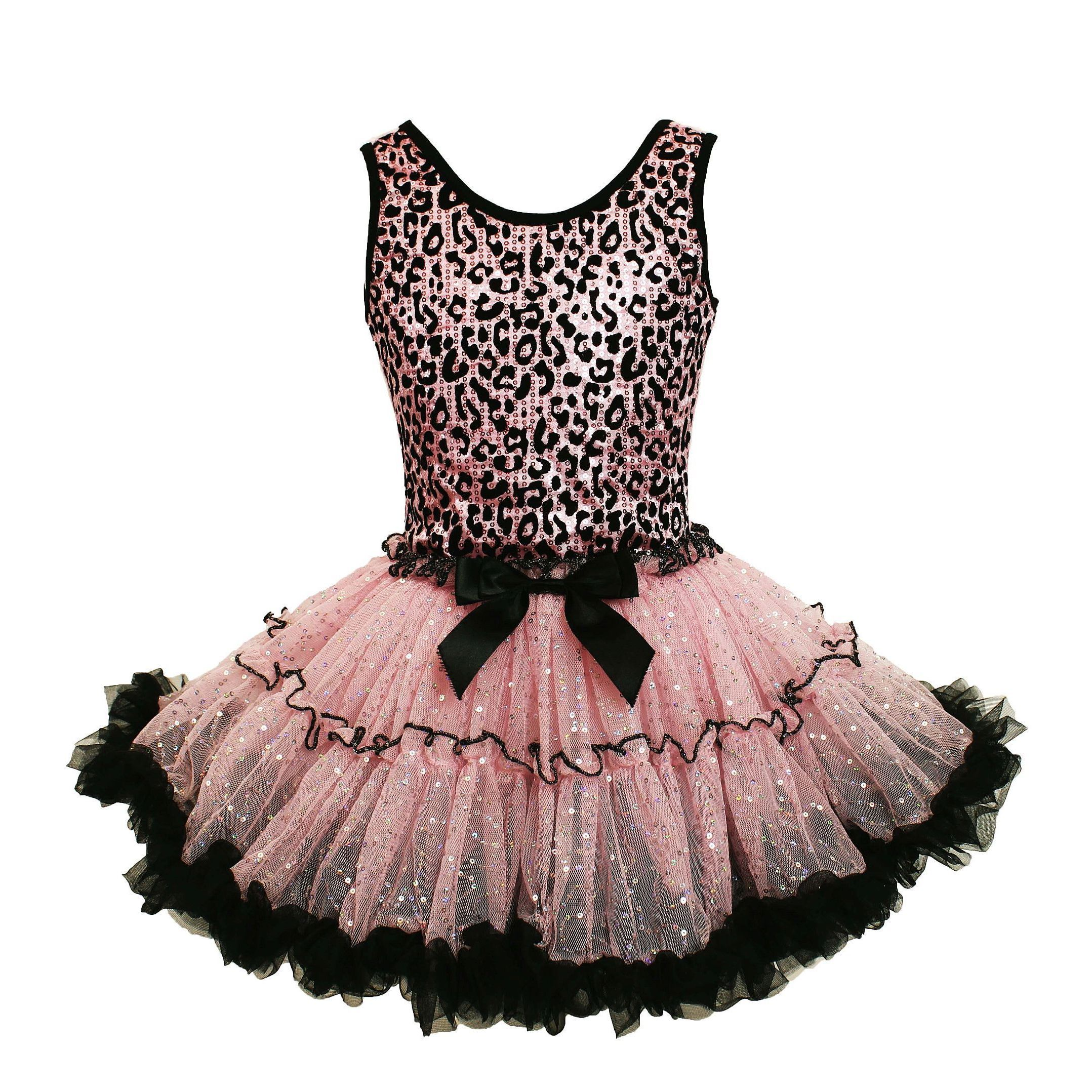 popatu u0027s pink and black cotton polyester and spandex