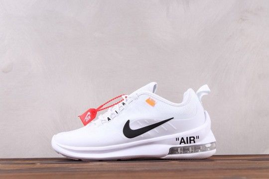 best website 84547 7374e Off-White ✕ Nike Air Max AXIS AA2168 100