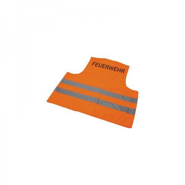 Die Warnweste in leuchtorange gibt in Notlagen Sicherheit bei der Hilfeleistung am Tag und in der Nacht. Merkmale: - weithin sichtbares, leuchtendes orange - voll retroreflektierende Streifen rundum - universelle Passform durch Verschluss vorne, Gewicht 220 g