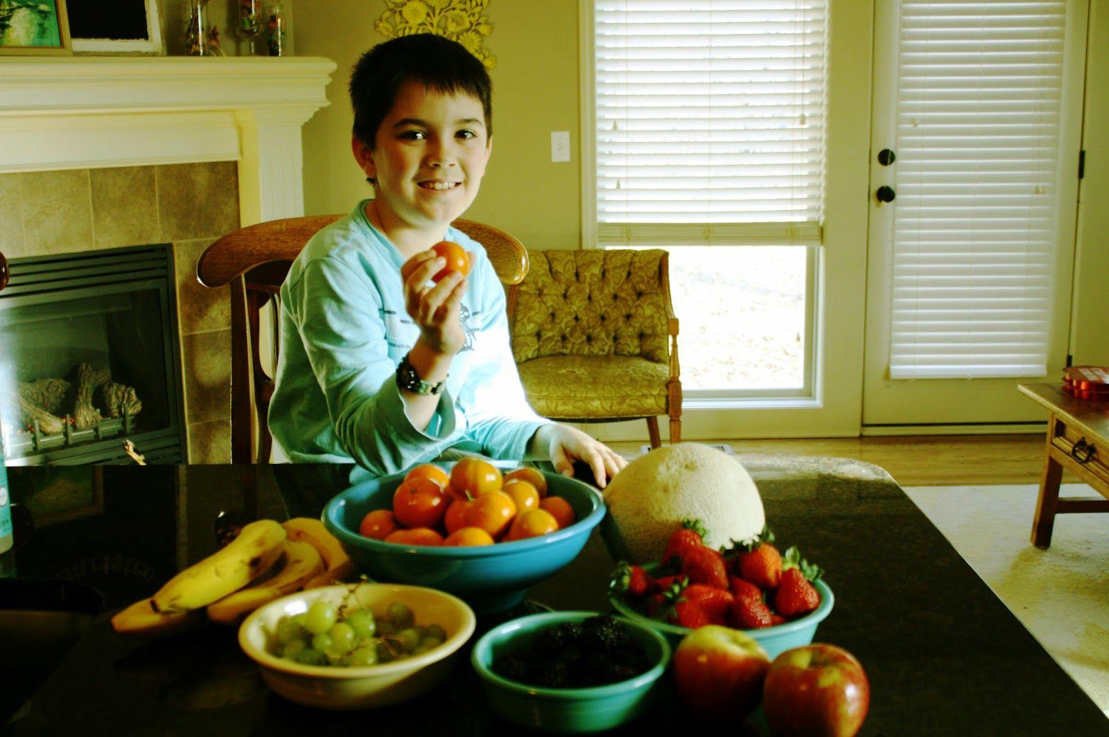 Apologia Botany - Lesson 5 - Fruit