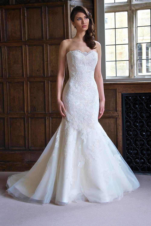 KleinfeldBridal.com: Augusta Jones: Bridal Gown: 32663353: Mermaid ...