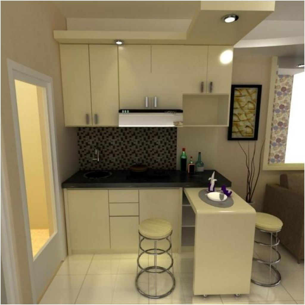 Model Kitchen Set Dan Mini Bar Yang Minimalis   Kitchen bar design ...