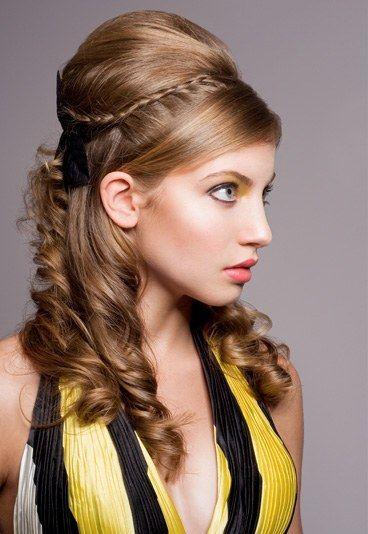 Beehive Light Festliche Frisuren Drei Styles In Einer Frisur Mit Dem Kleinen Beehive Grussen Die Wilden 6 Geflochtene Frisuren Frisuren Frisur Hochgesteckt