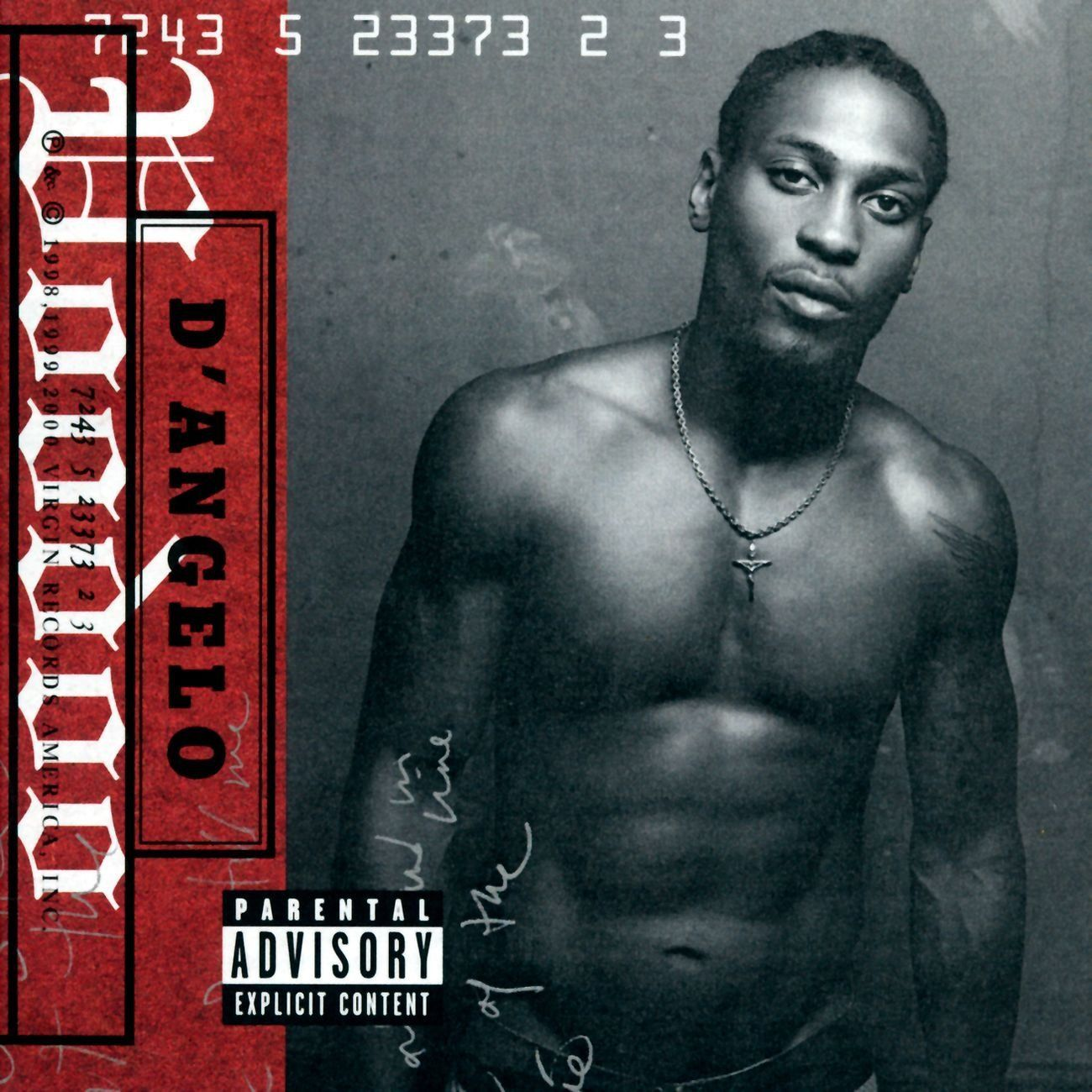 """Voodoo"" (D'Angelo, 2000) Registrato negli Electric Lady Studios di New York, contemporaneamente a ""Mama's Gun"" (Erykah Badu, 2000) e ""Like water for chocolate"" (Common, 2000). Tra i musicisti: Pino Palladino, J Dilla, Questlove. Registrato analogicamente da Russell Elevado, per ricreare il suono dei classici. Quest'album ha rivoluzionato profondamente la mia estetica musicale. #dangelo #voodoo #neosoul #questlove #jdilla #pinopalladino #soulquarians"