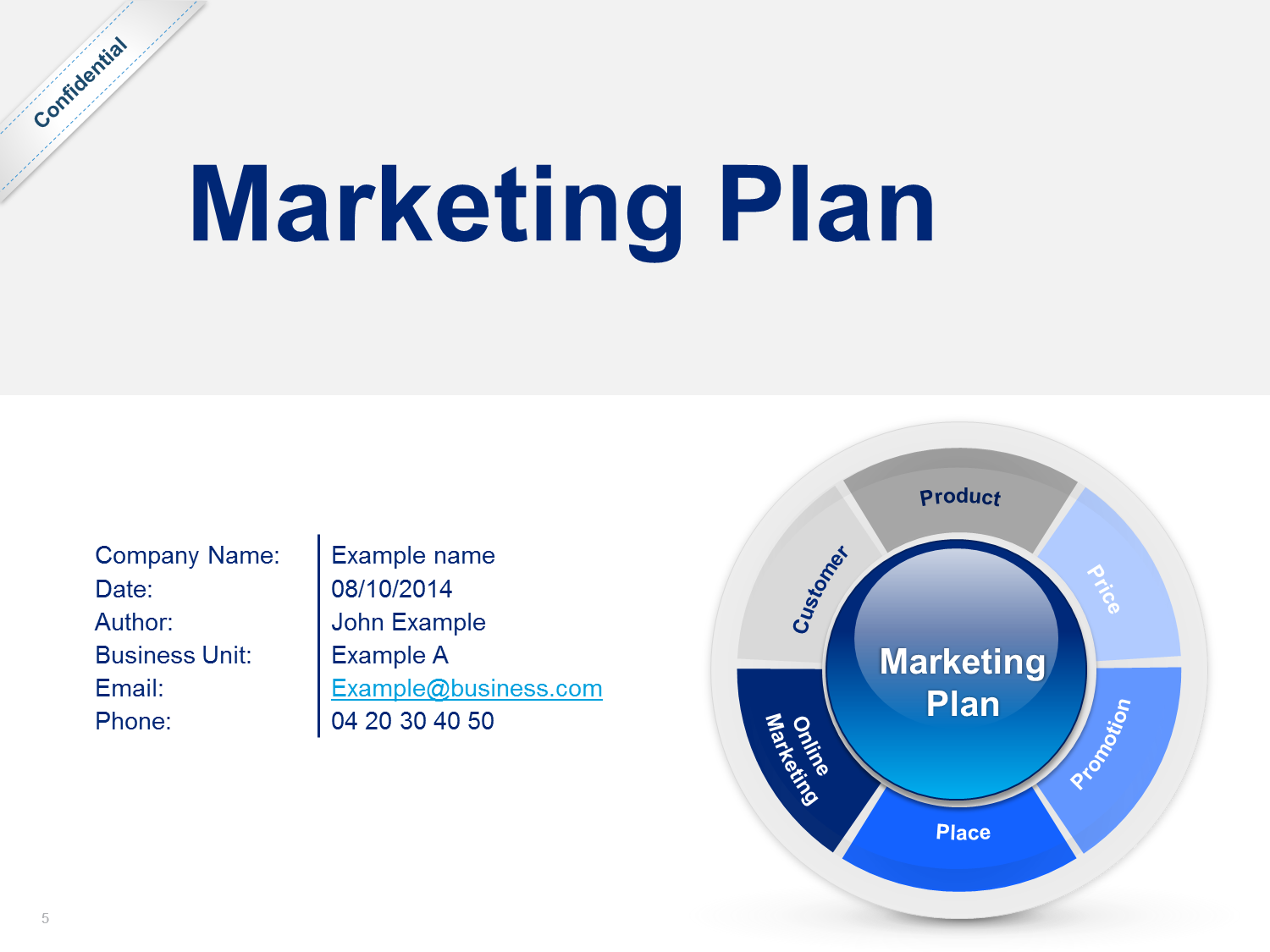 Marketing Plan Example Marketing Strategy Plan Marketing Plan Example Marketing Plan Template
