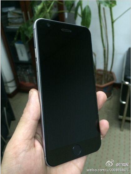 Novedad: Posibles imágenes del Dakele 3 lo situarían como un clon del iPhone 6