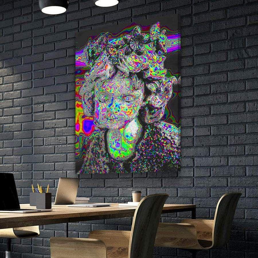 Tankuss Art Canvas Freaks In 2020 Art Canvas Set Canvas