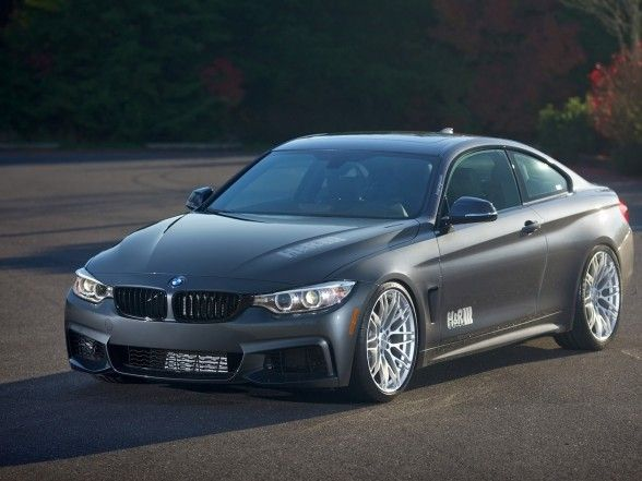 2014 H&R Springs BMW 428i M Sport Coupe