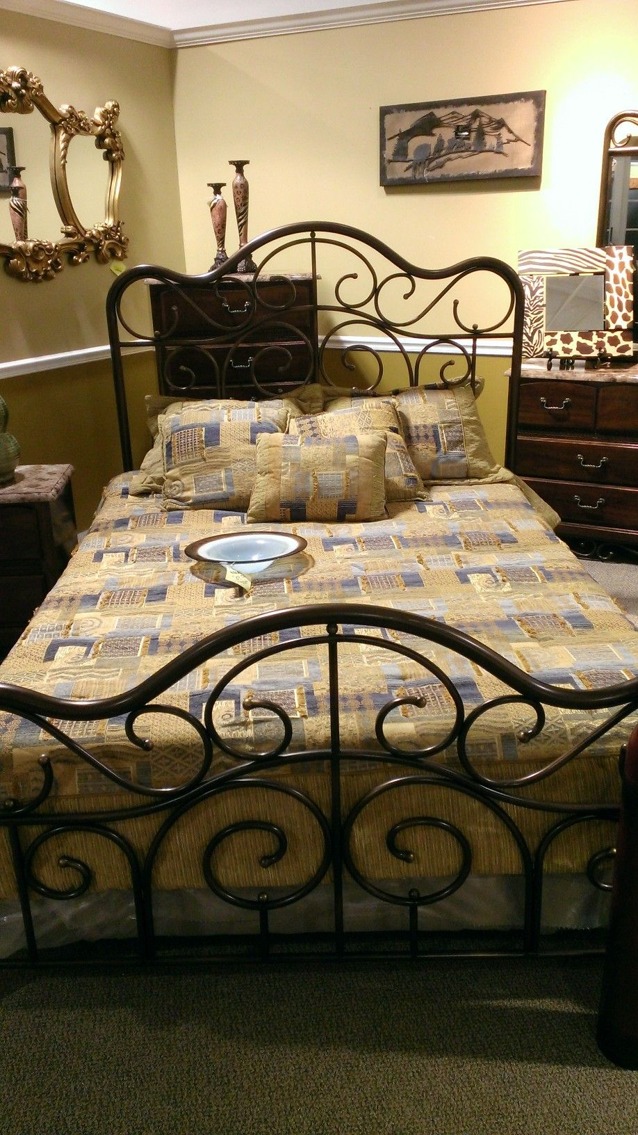 Bed frame at Big Sandy. Bed frame, Bed, Home decor