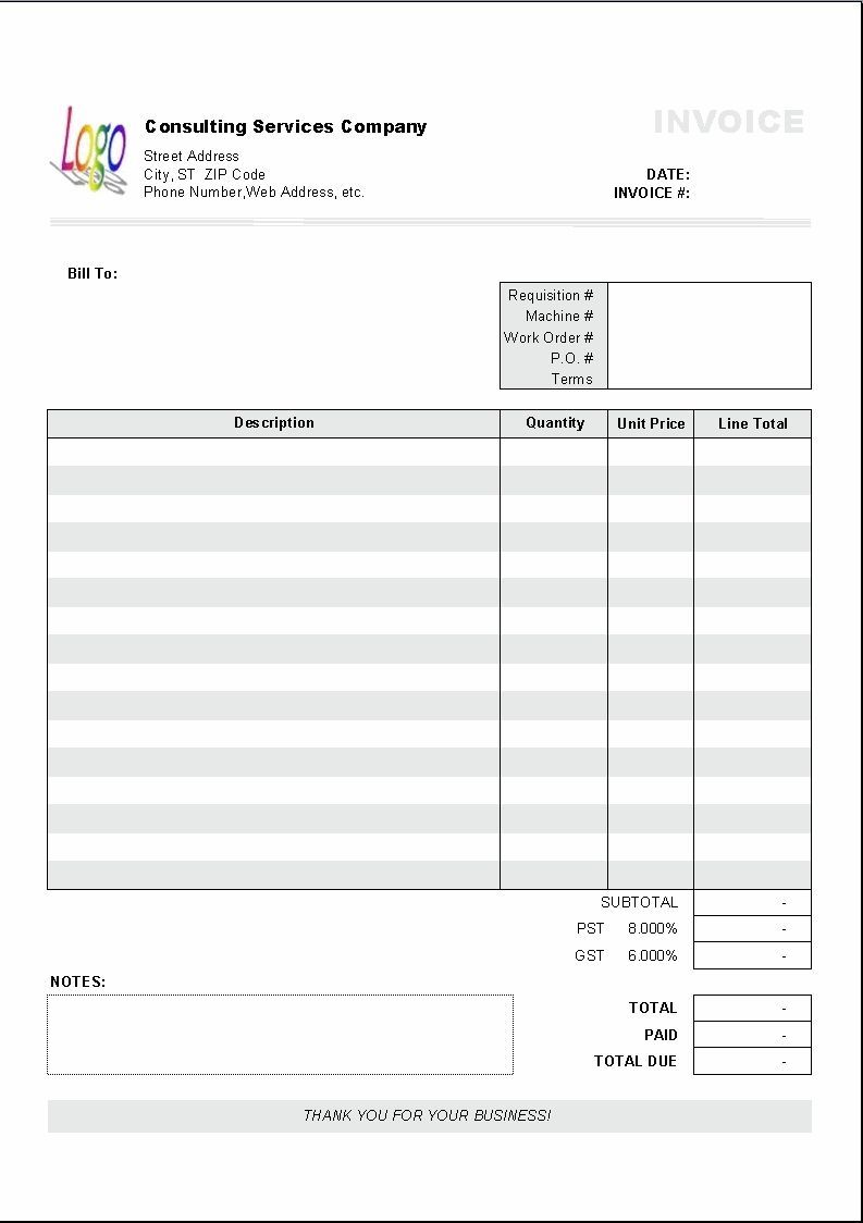 Bookly Pro Appointment Booking And Scheduling Software System In 2021 Invoice Template Word Invoice Template Invoice Format