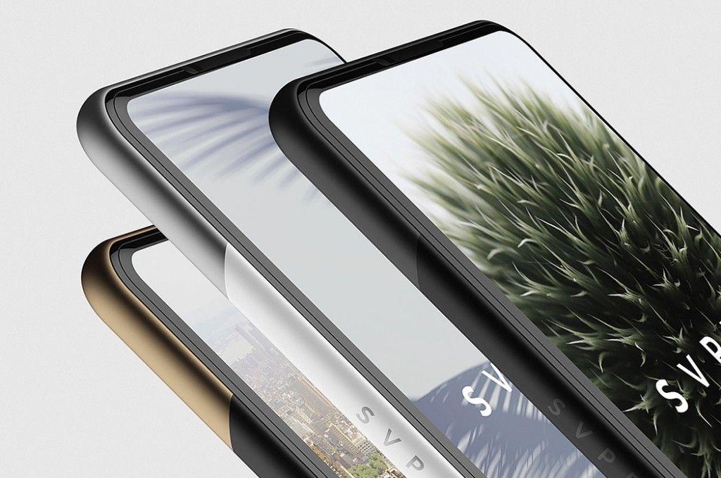 El concepto de smarthphone que no me importaría que fuera el iPhone 7