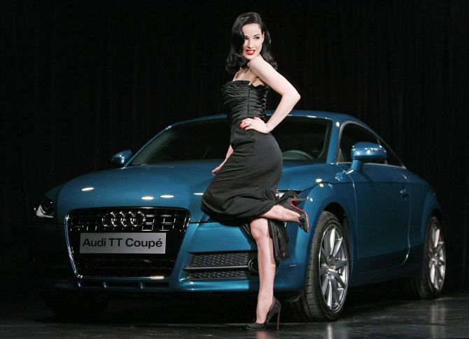 Audi The Name Is Based On The Company S Founder August Horch The