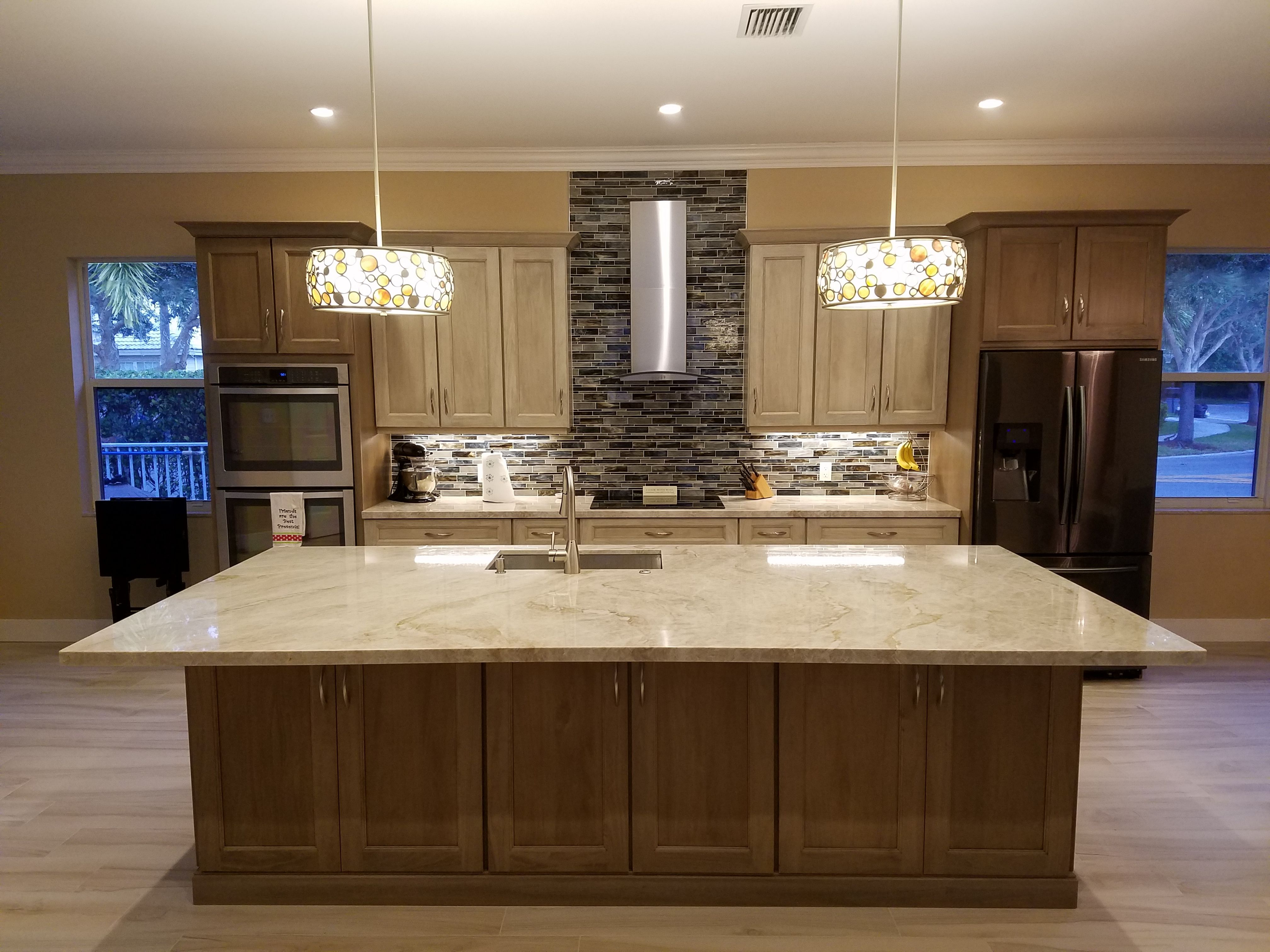 Kitchen Renovation By Concept Kitchen And Bath, Boca Raton, FL 561 699 9999  Kitchen Designer: Neil Mackinnon