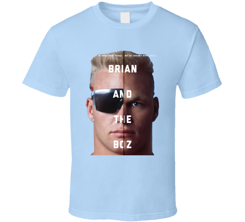 brian bosworth shirt