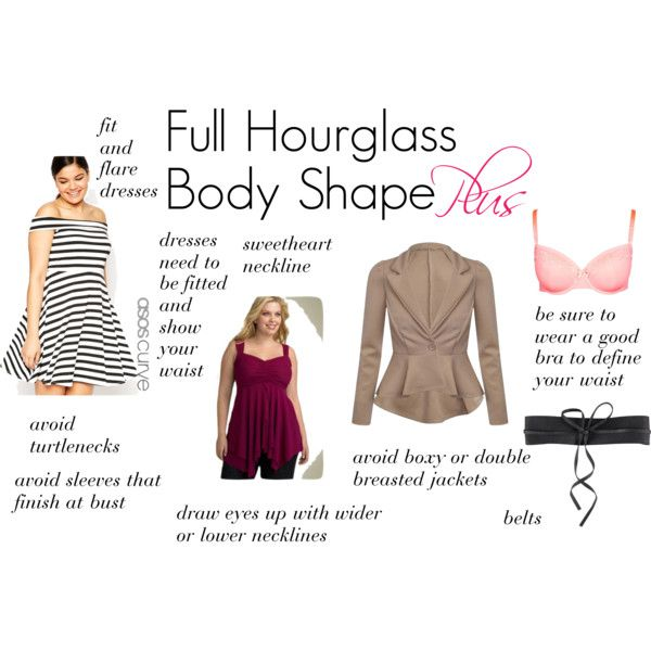 1513b2a5592 Full Hourglass Body Shape by expressingyourtruth on Polyvore featuring ASOS  Curve