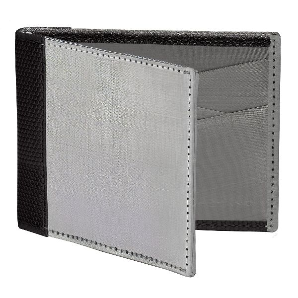 Make sure your buy-in for the poker game is protected with this stainless steel bill fold.