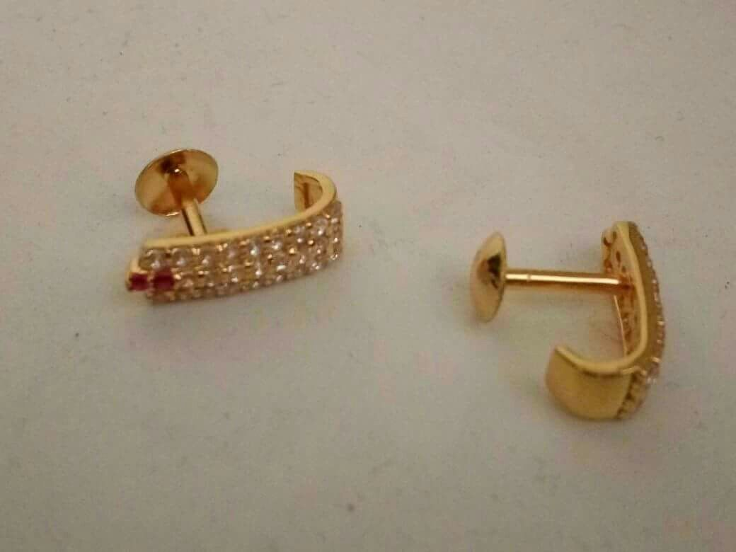 Pin by Athul Bobby on Ornaments Pinterest Ear rings India
