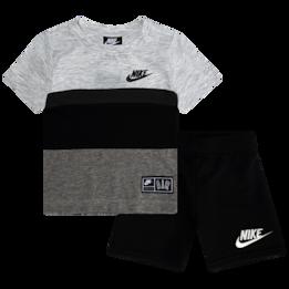 Nike Air Short Set Boys Toddler Kids Foot Locker Toddler Boy Outfits Boy Activewear Boy Outfits