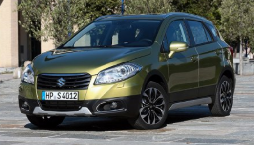 2014 Suzuki Sx4 Pictures And Specs Must See Car 1000 And More Car Models Prices And Specification Suzuki Sx4 Compact Crossover