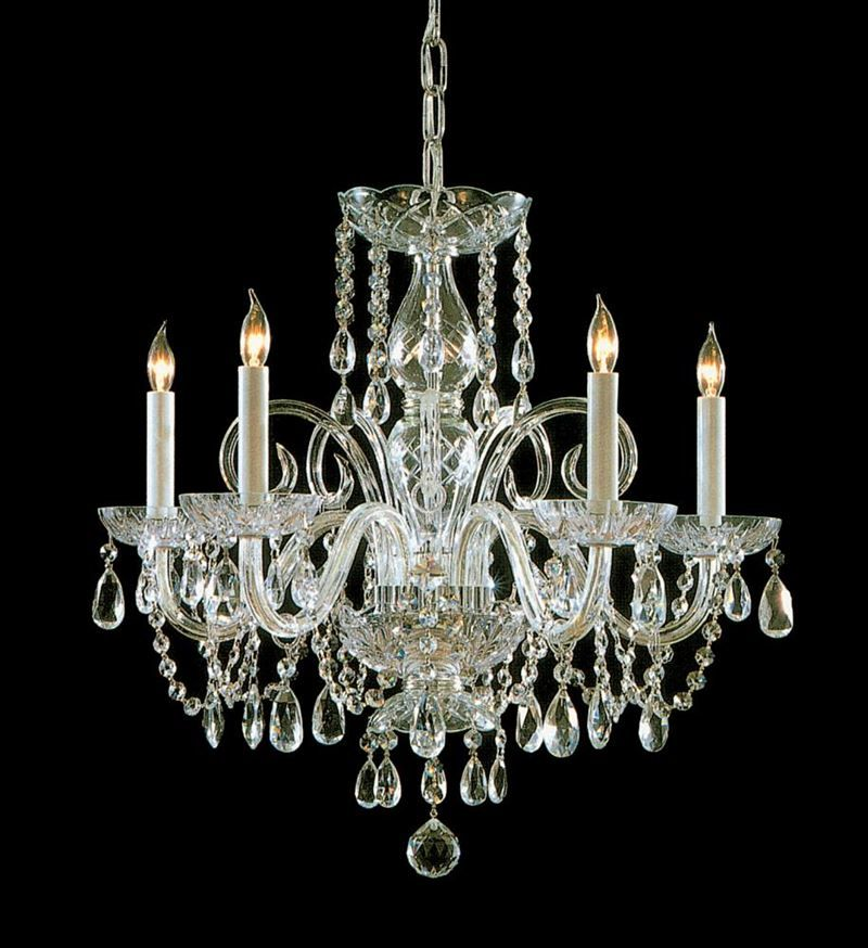 Strass Crystal Chandelier Traditional crystal 5 lt swarovski strass crystal brass chandelier traditional crystal 5 lt swarovski strass crystal brass chandelier polished brass audiocablefo
