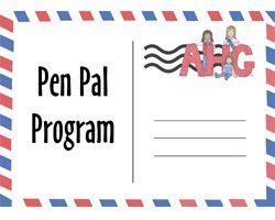 Pen Pal Program American Heritage Girls American