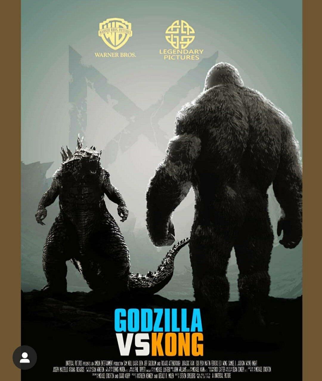 Pin De Shadow En Monsterverse Godzilla King Kong Criaturas Fantasticas