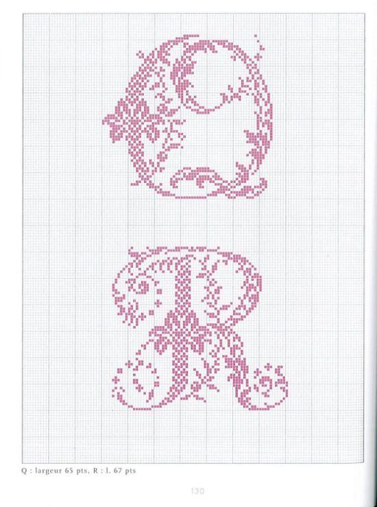 Belles Lettres Point De Croix Gratuit : belles, lettres, point, croix, gratuit, Gallery.ru, Фото, Belles, Lettres, Point, Croix, Moimeme1, Police, Croix,, Géométrique,